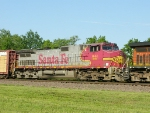 BNSF 641   